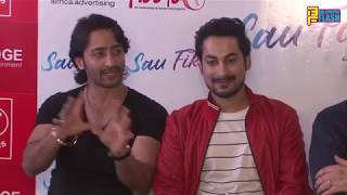 Salim Anarkali Serial Actor Shaheer Sheikh & Pooja Chopra Full Interview - Sau Fikr Song Launch