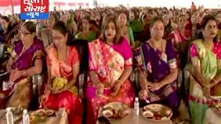 સ્વામી નારાયણ નગરમાં લાખો હરિ ભક્તોનું ઘોડાપુર