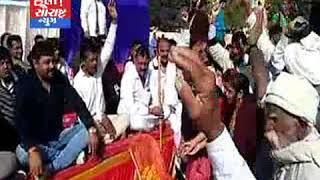 જામનગર-અખિલ ભારતીય સંઘ દ્વારા કિશાન સંમેલન યોજાયું