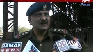 Silvassa : Blast in Krishna Steel Company's furnace