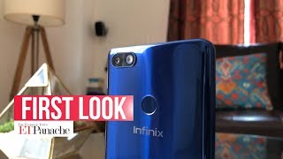 Infinix Note 5: Unboxing And First Impression | Less Than 10K Android One Phone |  ETPanache