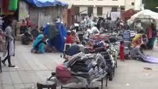 सोलन का गंज बाजार में तहबाजारियों ने कब्ज़ा कर लिया ,व्यपारी परेशान