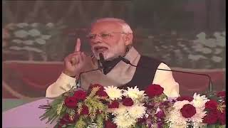 PM Modi's Speech at dedication ceremony of various development projects at Raebareli, UP