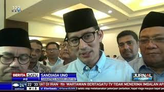 Sandi Mengecam Keras Tindakan Perusakan Baliho Demokrat