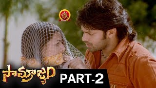 Samrajyam Full Movie Part 2 - 2018 Telugu Full Movies - Arya, Kirat Bhattal