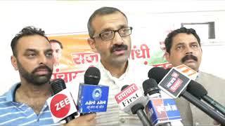 पंचायती राज संगठन के प्रदेश संयोजक दीपक राठौर नेमाना कि प्रदेश में पंचायती राज संगठन कमजोर है
