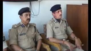 पुलिस महानिदेशक हिमाचल प्रदेश एसआर मरडी ने शुक्रवार को मंडी में सेंट्रल जोन की एसएचओ कांफ्रेंस की