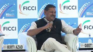 Session on Sports as a catalyst to building a New India