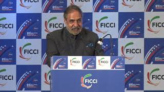 Session with Shri Anand Sharma