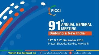 Live proceedings: 91st AGM