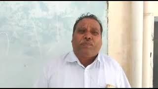 सुजानपुर के नवनियुक्त नगर परिषद अध्यक्ष अशोक महेरा ने अपनी प्राथमिकताए बताई