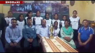 प्रींसीपल राजेश शर्मा ने बच्चों की शानदार जीत के लिये टीम कोच मनोज एवं संजीव व डीपी नवीन को श्रेय