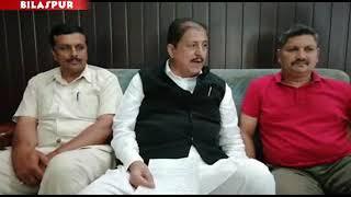 प्रदेश भाजपा सरकार जनमंच कार्यक्रम के माध्यम से लोगों को ठगने का काम कर रही राम लाल