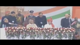 LIVE: Swearing-in Ceremony of Shri Ashok Gehlot as CM & Sachin Pilot as Deputy CM of Rajasthan