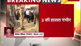 सलारपुर में स्कूल की दिवार गिरी, 2 बच्चों की मौत