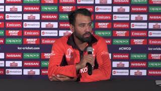 Post Match Press Conference - Babar Hayat - 10 March 2018