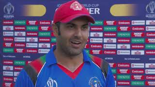 Highlights from Afghanistan v Nepal match