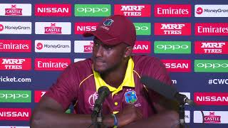 Post Match Press Conference - Jason Holder - 12 March 2018