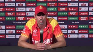 Post Match Press Conference - Graeme Cremer - 12 March 2018
