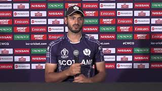 Post Match Press Conference - Safyaan Sharif - 12 March 2018