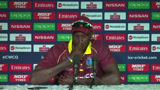 Post Match Press Conference - Jason Holder - 15 March 2018