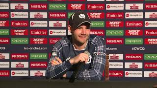 Post Match Press Conference - Matthew Cross - 15 March 2018