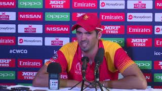 Post Match Press Conference - Graeme Cremer - 16 March 2018