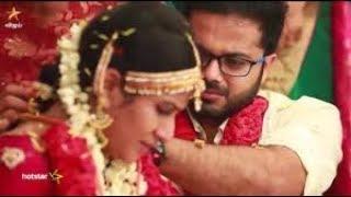Alya Manasa and Sanjeev Karthik wedding date