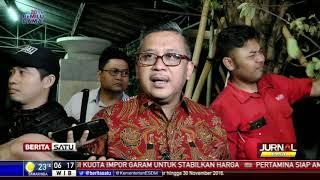 Tanggapi Pidato Prabowo, Hasto: Harus Belajar dari Rakyat