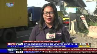 Seluruh Proyek di Tol Jakarta-Cikampek Libur Diliburkan 18 Desember