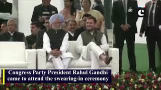 Ashok Gehlot & Sachin Pilot takes oath as CM and Deputy CM of Rajasthan