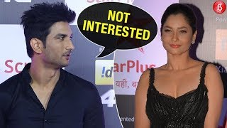 Sushant Singh Rajput NOT INTERESTED to get back with ex Girlfriend Ankita  Lokhande video - id 37199d9b7a31cc - Veblr Mobile
