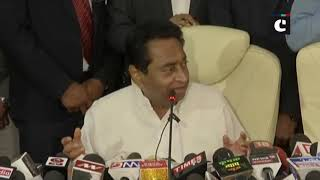 CM Kamal Nath kicks off process for waiving farmers' loan