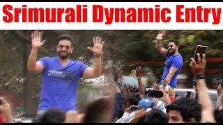 Srimurali Dynamic Entry On His Birthday Celebrations   Sri murali 37th Birthday #Srimurali
