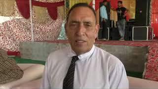 हमीरपुर में तीन डोगरा का  119 वां  रेजिंग  डे मनाया  गया धूमधाम  से
