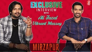 EXCLUSIVE Interview with Mirzapurs Ali Fazal and Vikrant Massey