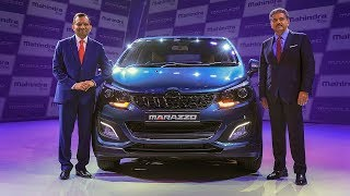 Mahindra Marazzo launch: Prices start from Rs 9.99 lakh
