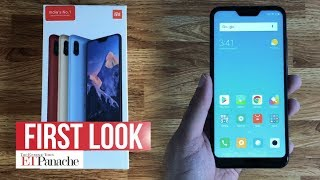 Redmi 6 Pro: Unboxing And First Impression | First Redmi Phone With Notch | ETPanache
