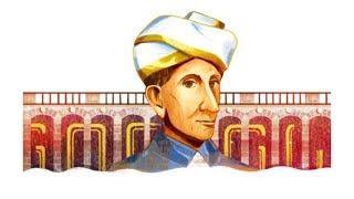 Google pays tribute to Sir Mokshagundam Visvesvaraya with new doodle