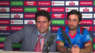Post Match Press Conference - Asghar Stanikzai - 23 March 2018