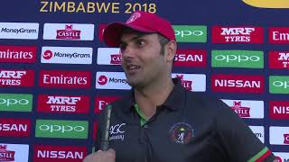 Mohammad Nabi - interview in Pashto