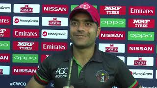 Rashid Khan - interview in Pashto