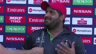 Mohammad Shahzad - interview in Pashto