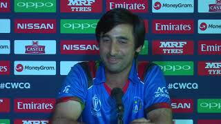 Afghanistan captain Asghar Stanikzai Pre final press conference - March 24 2018