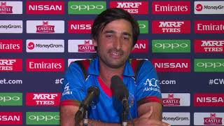 Post Match Press Conference - Asghar Stanikzai - Pashto - 25 March 2018
