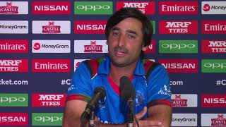Post Match Press Conference - Asghar Stanikzai - 25 March 2018