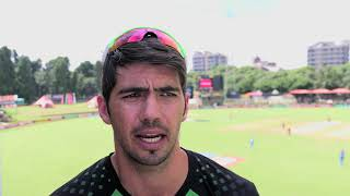 ACU - Graeme Cremer opens up about being approached by Rajan Nayer