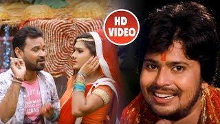 #Bhojpuri #Video #Song - बक्सर के मेला - Vishal Gagan - Baxer Ke Mela - Navratri Video Songs 2018