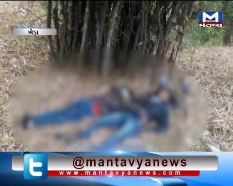 Lovers committed suicide in Kheda