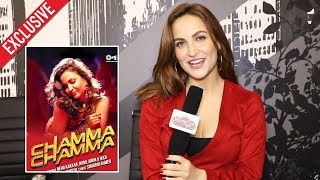 Chamma Chamma Song Success Interview | Elli Avram | Fraud Saiyyan